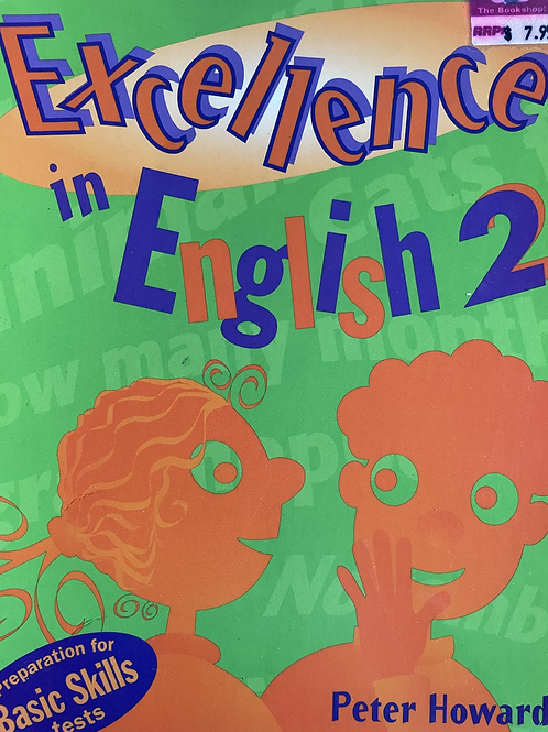 Excellence in English Student Book 2