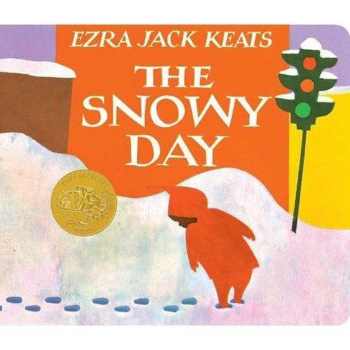 New: The Snowy Day by Ezra Jack Keats (1st Grade)