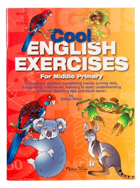 Cool English Exercises for Middle Primary
