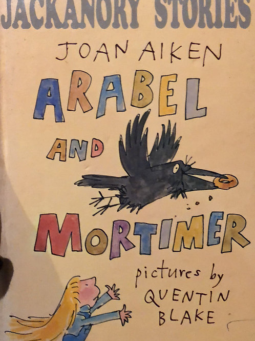 Arabel & Mortimer by Joan Aiken