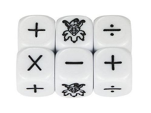 Dice Operations #1 16mm 2 Pacl $1.95