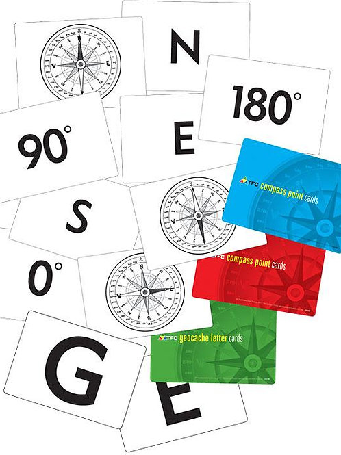Compass Point Cards - 62 piece)   $16.50