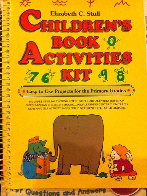 Children's Book Activities Kits