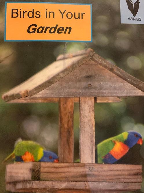Birds In Your Garden Level 17/18 (Wings)