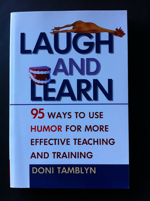 Laugh and Learn Doni Tamblyn