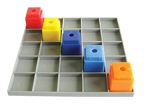 2cm Cube Grid 2 Pieces $4.00