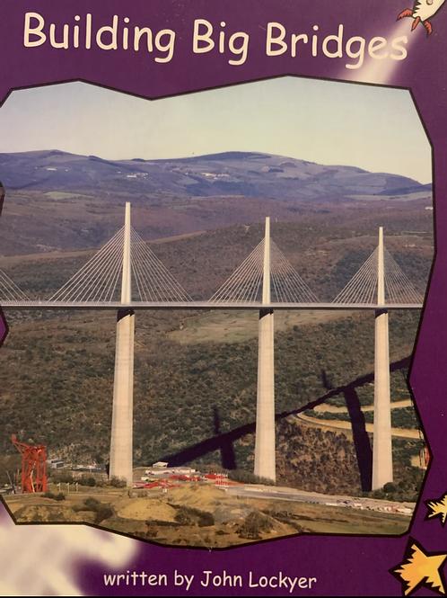 Building Big Bridges Level 19/20 (Red Rocket)