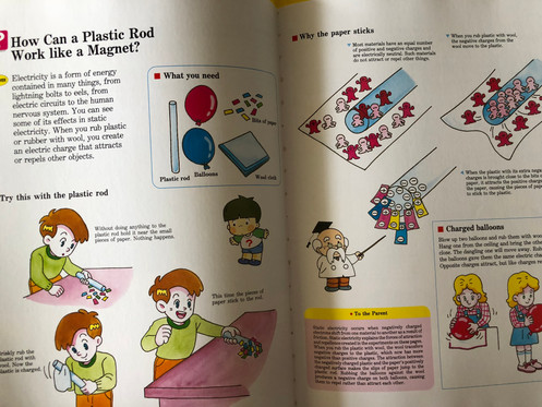 Time Life: Simple Science Experiments