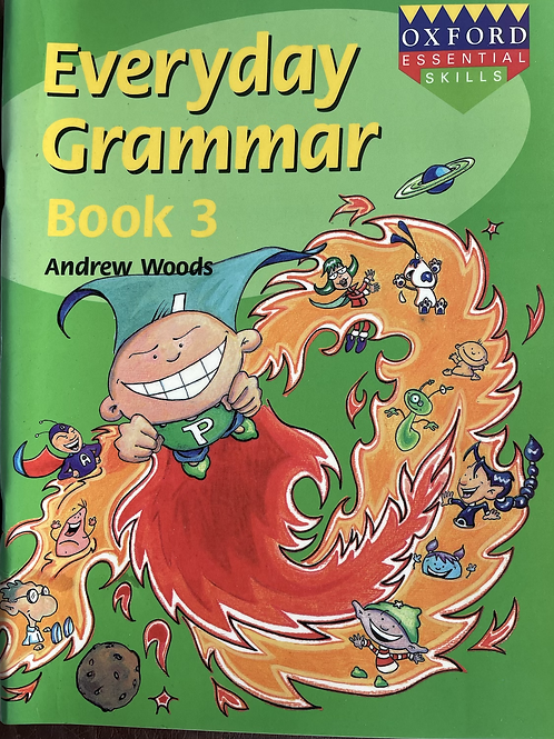 Everyday Grammar Student Book 3 (Oxford)