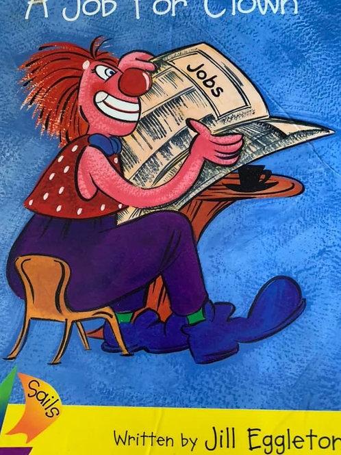 A Job For Clown Level 9/10/11 VGC (Sails)