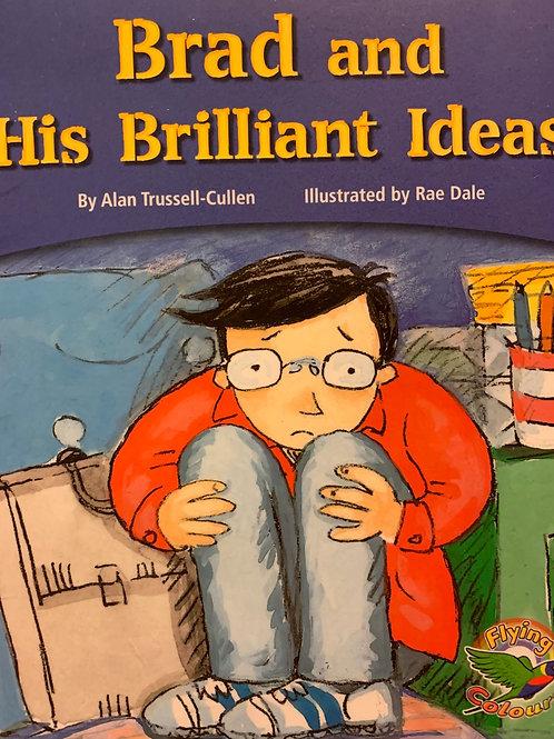 Brad and His Brilliant Ideas (Thomson Nelson) Level 23