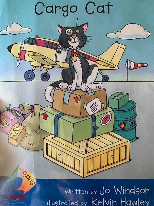 Cargo Cat Level 6/7/8 (Sails)