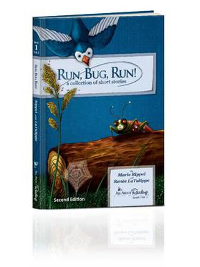 Run, Bug, Run!  a collection of short stories 2nd Edition Colour Version