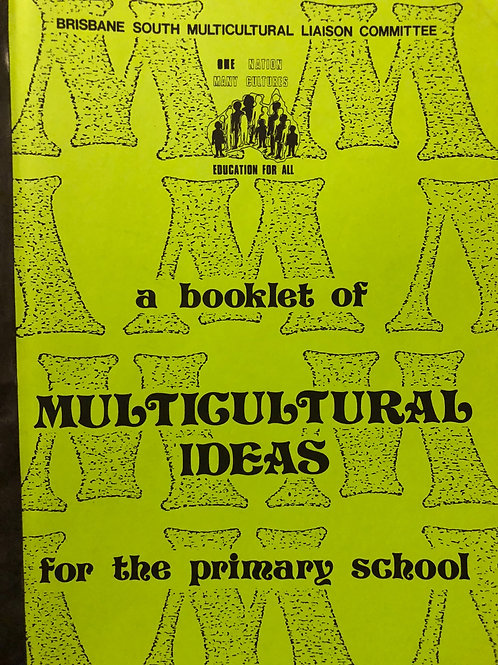 A Booklet of Multicultural Ideas for the Primary School