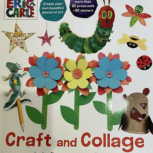 Eric Carle Craft and Collage