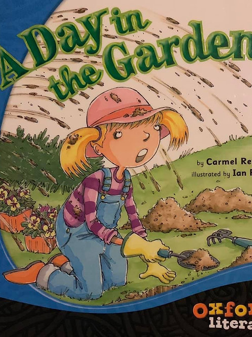 A Day In The Garden Student & Teacher Books Level 11