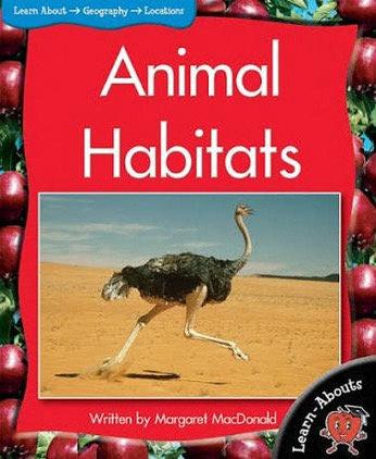 Animal Habitats Level 10 (MacMillan Take Home)
