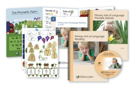 Primary Arts of Language: Reading Complete Package