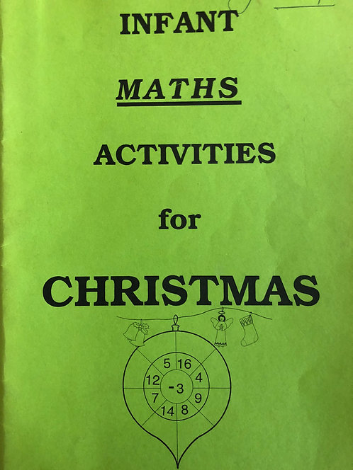 Infant Maths Activities for Christmas