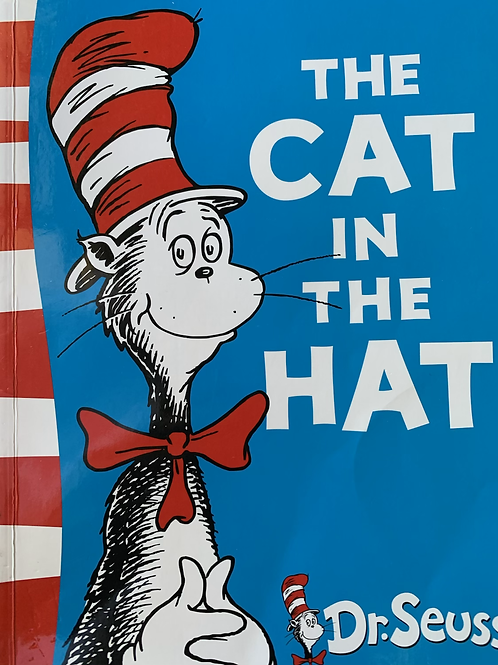 Dr Seuss The Cat In The Hat (Green Just Beginning to Read)