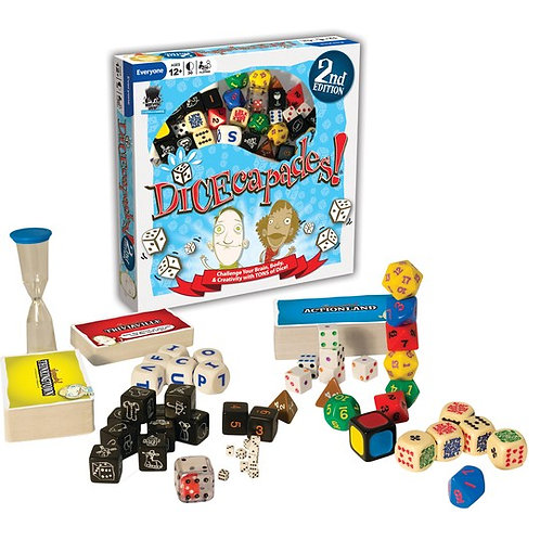 Dicecapades Dice Game