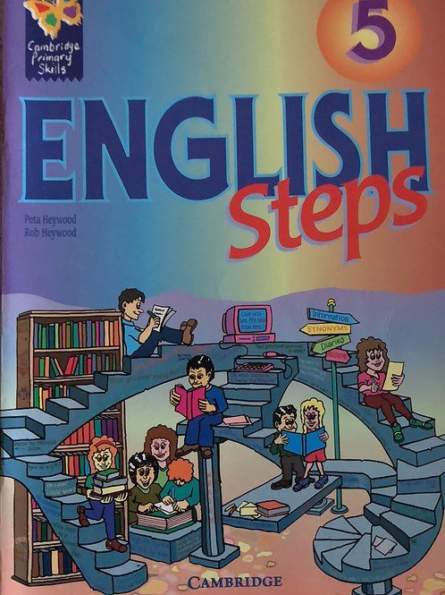 Cambridge: English Steps Student Book 5