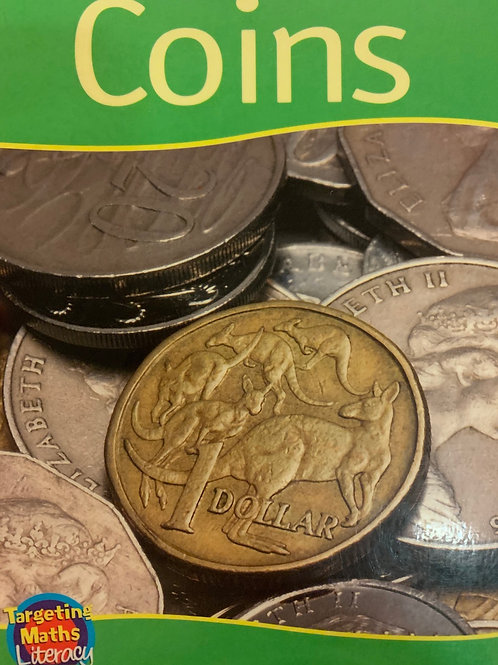 Coins Level 8 (Targeting Maths Literacy)