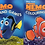 Thumbnail: Finding Nemo Fun and Games & Colouring Books