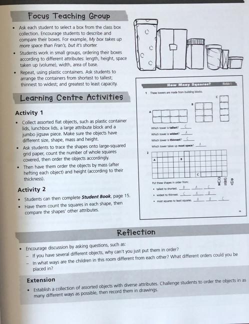 Rigby Maths Teacher Resource Book year 3 | The Educational Warehouse ...