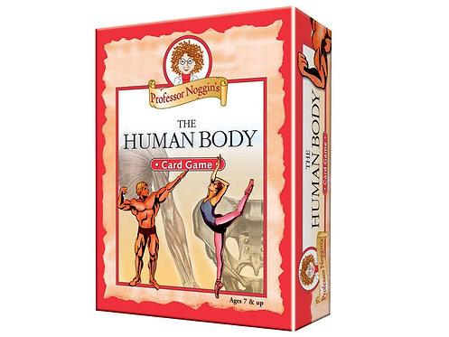 Prof. Noggin's Human Body Card Game
