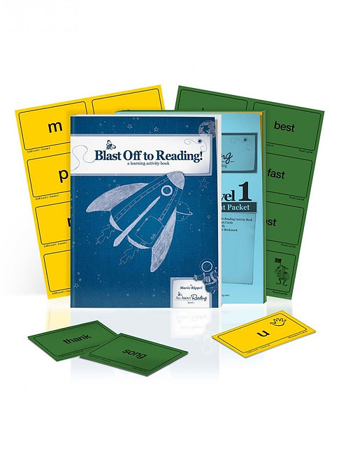 AAR: **1st Edition** Level 1 Student Packet & Activity Book