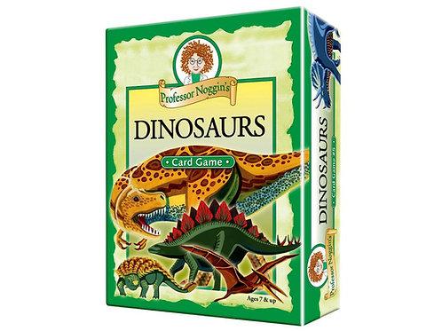 Prof. Noggings Dinosaurs