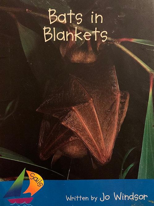 Bats in Blankets Level 9/10/11 (Heinemann Sails)