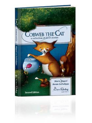 Cobweb the Cat a collection of short stories 2nd Edition Colour Version