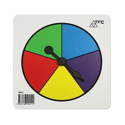 Spinner 5 Colour $2.00