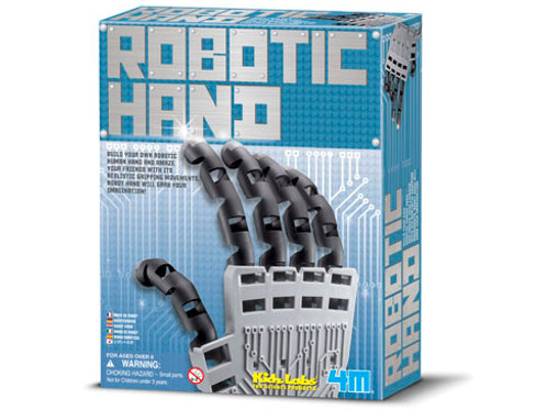 4M Kids Lab: Robotic Hand $32.95