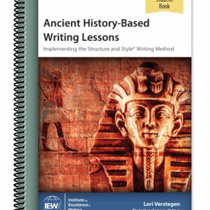 Ancient History-Based Writing Lessons (Student Book only)