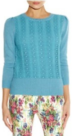 Darling Nicole Jumper turquoise