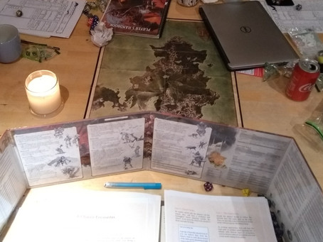 So you want to run a roleplaying game?