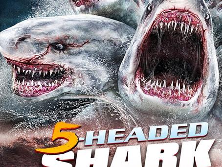 Crap Film Club Review: 5-Headed Shark Attack