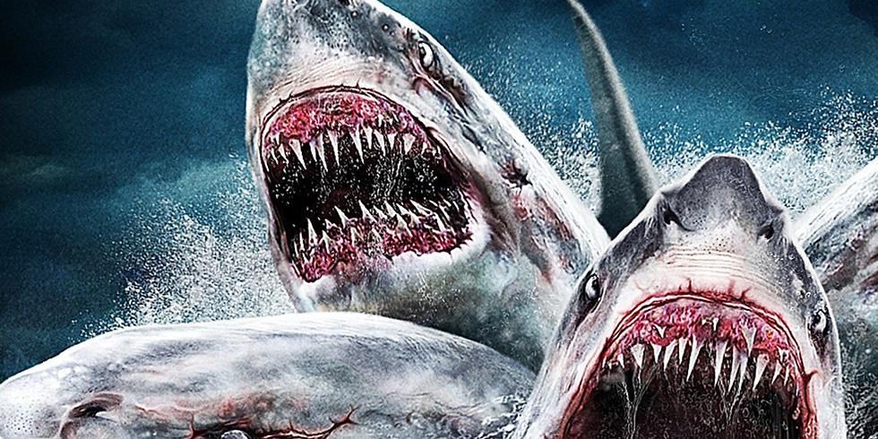 Crap Film Club: 5 Headed Shark Attack