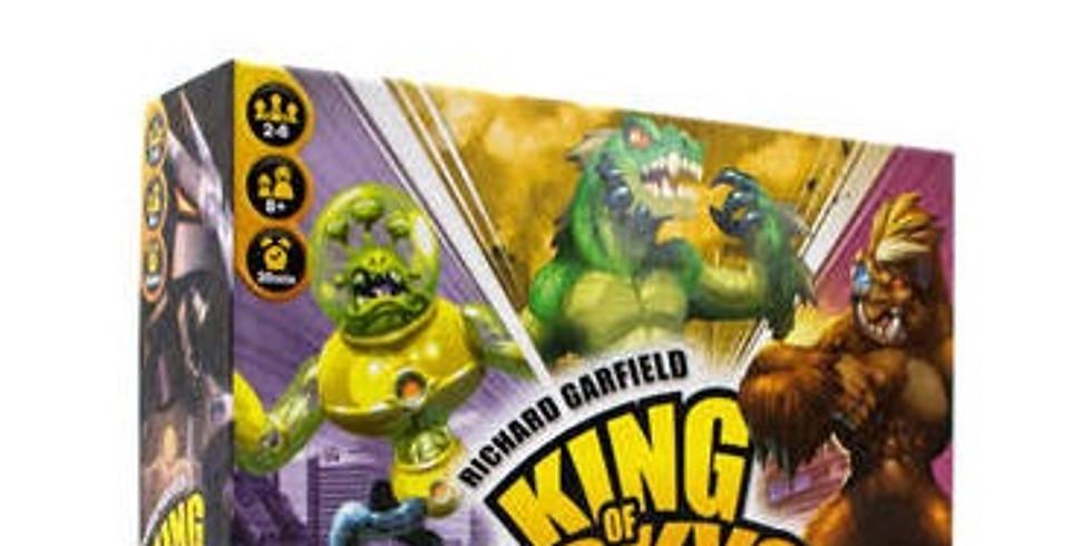 Boardgame: King of Tokyo