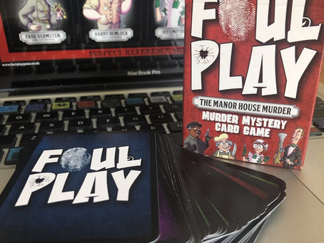Table Top Game Review: Foul Play