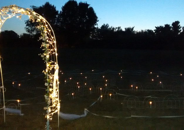 Labyrinth on the Lawn
