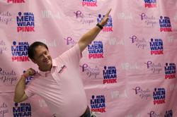 American Cancer Society - Real Men Wear Pink