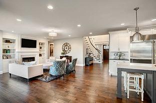 Clean Livingroom