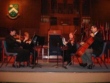 String Quartet, String Trio