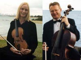 String Ensemble, String Quartet, Trio, Duo or Solo