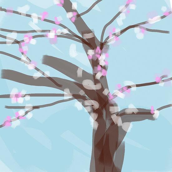 Brooklyn Apple Tree 1