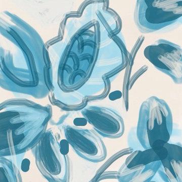 Wallpaper, Deer Isle